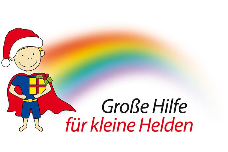 """IPR spendet an """"Große Hilfe für kleine Helden"""""""