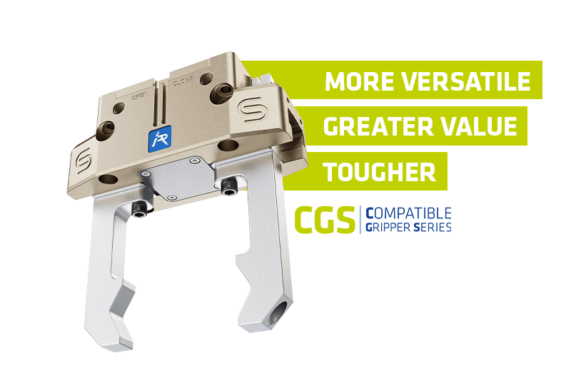 CGS – Our universal parallel gripper for every application