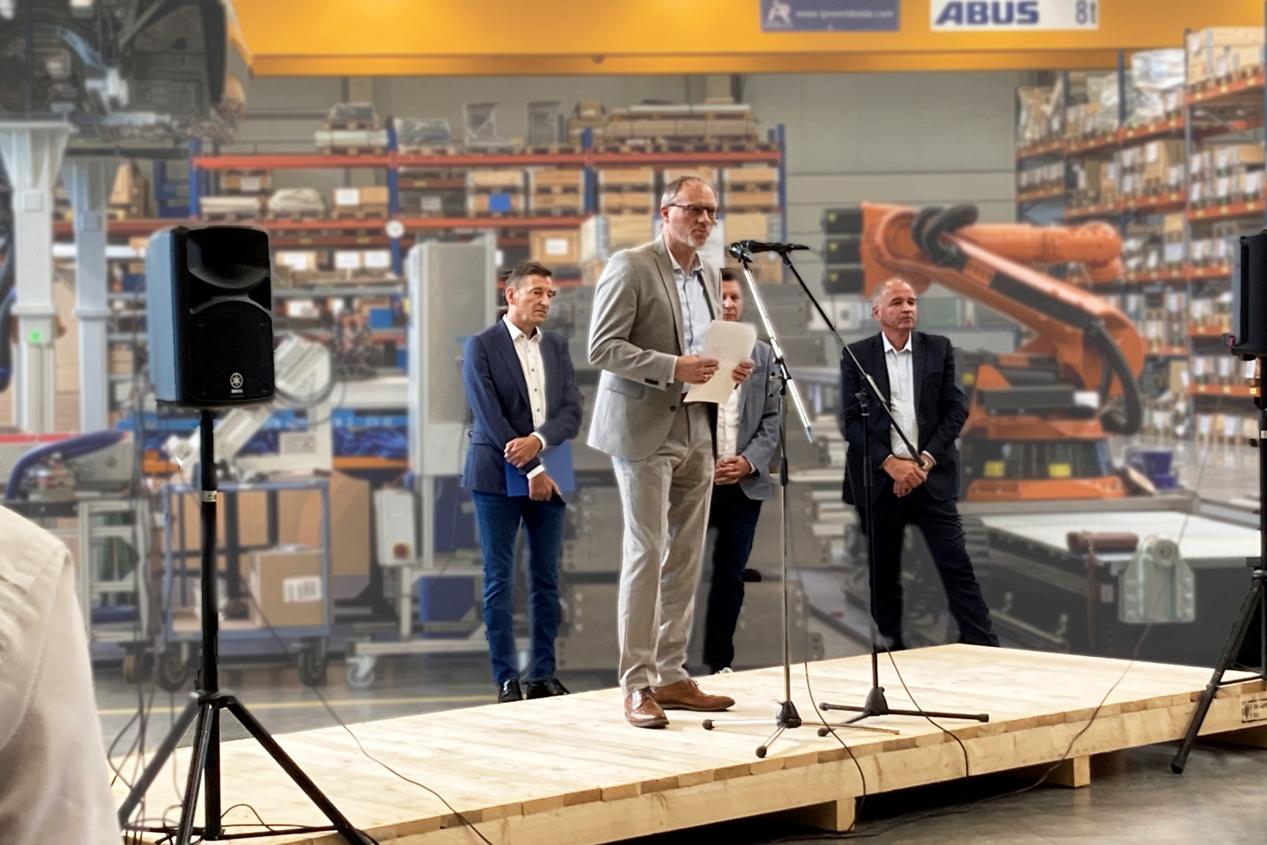 Change at the top of IPR GmbH – Walter Sayer takes over as successor